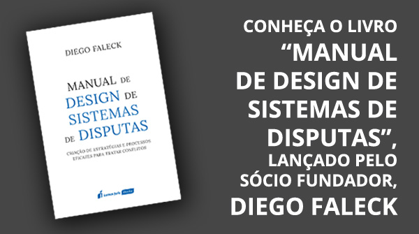 "Capa livro ""Manual de Design de Sistemas de Disputas"""